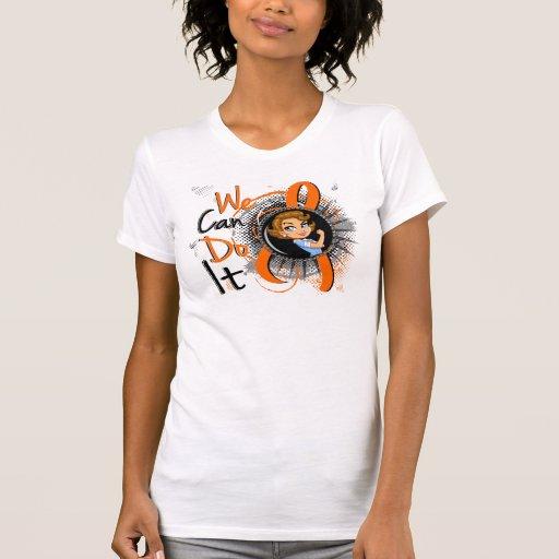 Dibujo animado WCDI.png de Rosie del cáncer del Camisetas