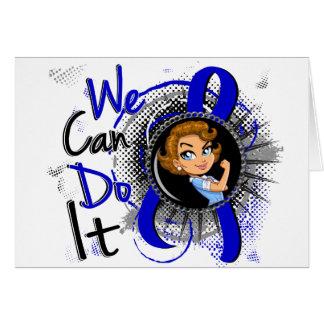Dibujo animado WCDI.png de Rosie del RA Tarjeta De Felicitación