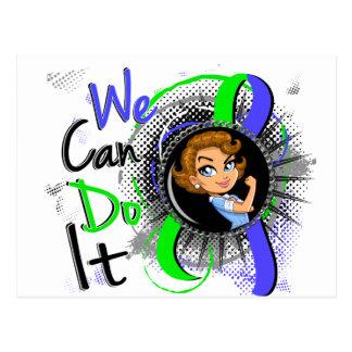 Dibujo animado WCDI.png del EDS Rosie Postales