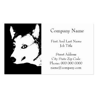 Dibujo blanco y negro de la foto del arte del tarjetas de visita