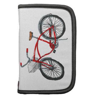 Dibujo de la bicicleta del poder del pedal del organizadores