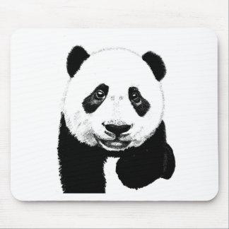 Dibujo de la panda alfombrilla de ratones