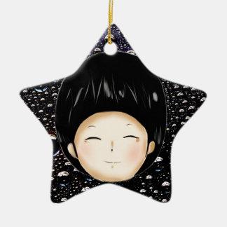 Dibujo de Little Boy Ornamentos De Reyes Magos