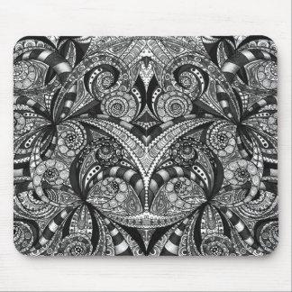 Dibujo de Mousepad floral