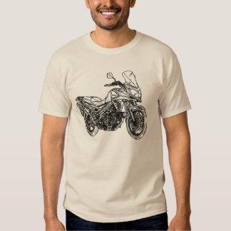 Dibujo de Sportbike Playeras