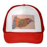 Dibujo de un gorra del pájaro