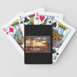 Dibujo de un tren baraja cartas de poker