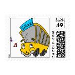 Dibujo del autobús escolar envio
