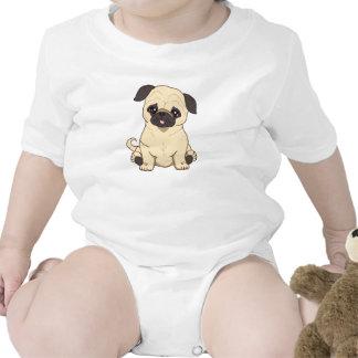 Dibujo del barro amasado por la edición limitada d traje de bebé