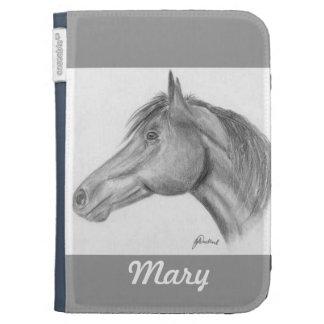 dibujo del caballo