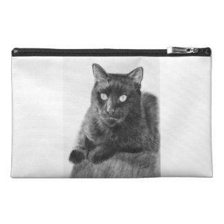 Dibujo del gato negro
