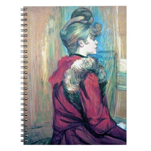 Dibujo del impresionismo del pelo de la moda de la cuaderno