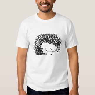 Dibujo del monstruo camisas