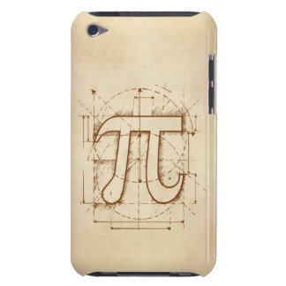 Dibujo del número del pi iPod touch cobertura