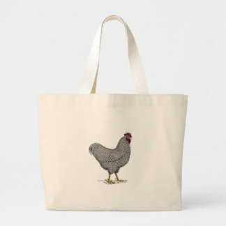 Dibujo del pollo de Plymouth Rock Bolsa