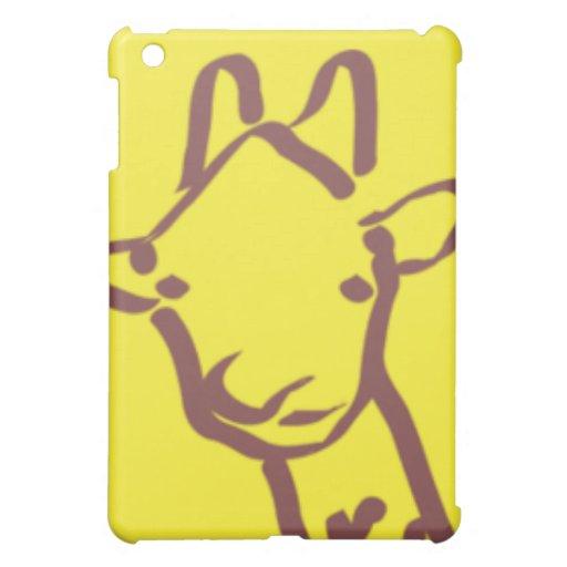 dibujo minimalista de la jirafa