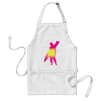 dibujo-surf_1 adult apron