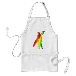dibujo-surf_3 adult apron