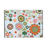 Dibujos de la flor del jardín iPad mini protectores