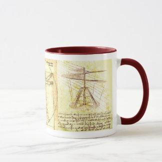 Dibujos de Leonado da Vinci