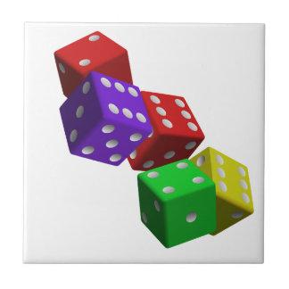 dice-161377  dice game luck gambling cubes red vio ceramic tile