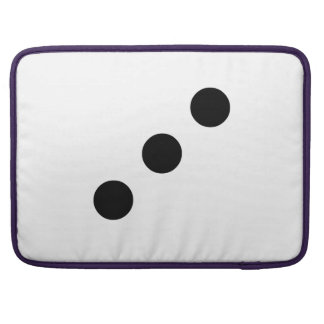 Dice 3 sleeve for MacBook pro