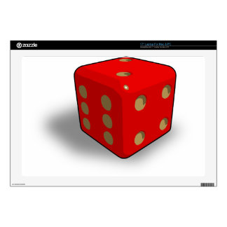 dice-411 decal for laptop