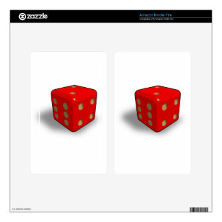 dice-411 kindle fire decal