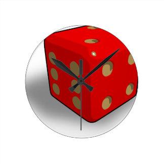 dice-411 round clock