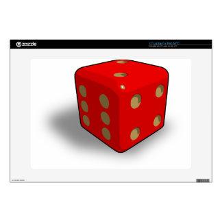 dice-411 skin for laptop