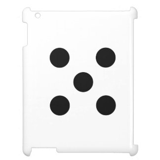 Dice 5 cover for the iPad 2 3 4