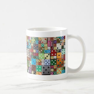 Dice Coffee Mug