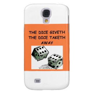 dice joke galaxy s4 cover
