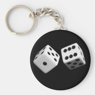 Dice Keychains