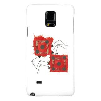 Dice Ladybug Galaxy Note 4 Case