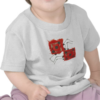 Dice Ladybug Toddler T-Shirt