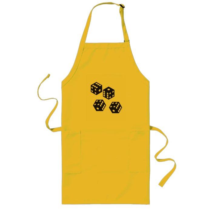 dice long apron