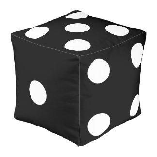 Dice Cube Pouf