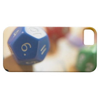 Dice on math game iPhone SE/5/5s case