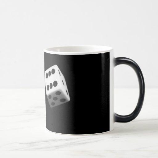 Dice on Morphin' Mug