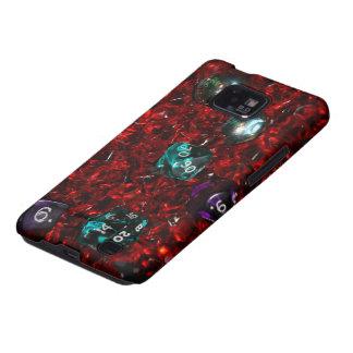 Dice phone galaxy SII case