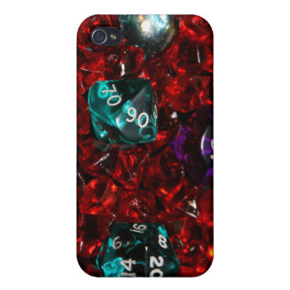 Dice phone covers for iPhone 4