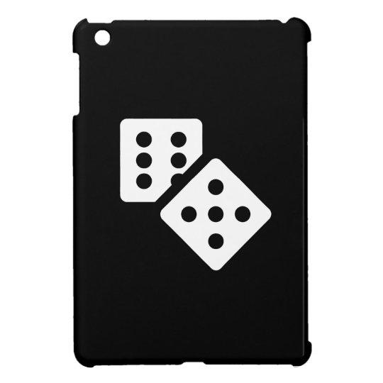Dice Pictogram iPad Mini Case