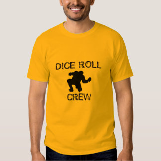 Dice Roll Club Tee Shirt