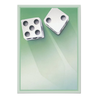 Dice Rules © Card