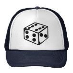 Dice - Six Trucker Hat