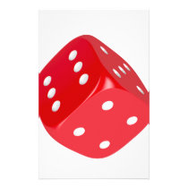 Dice Stationery