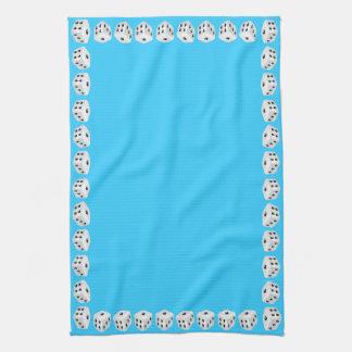 dice towel
