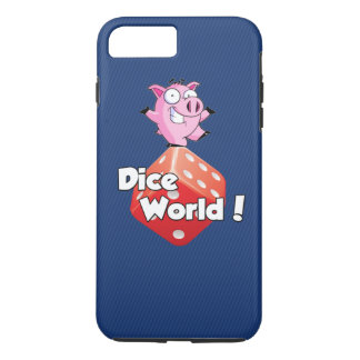 Dice World! iPhone Case NEW