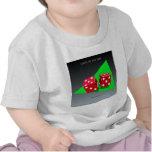 dicedesign afortunado camisetas